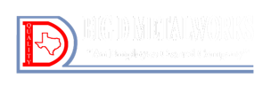 Big D Metalworks Logo